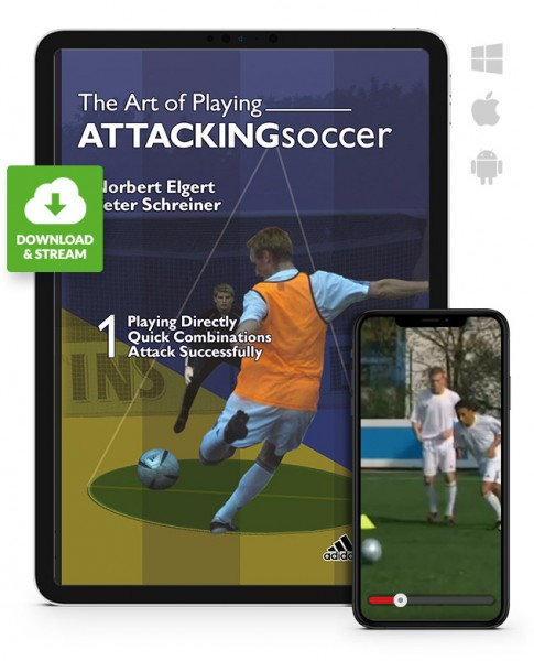The Art of Playing Attacking Soccer 1 (Download)