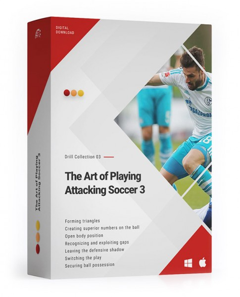 DC 03: The Art of Playing Attacking Soccer 3