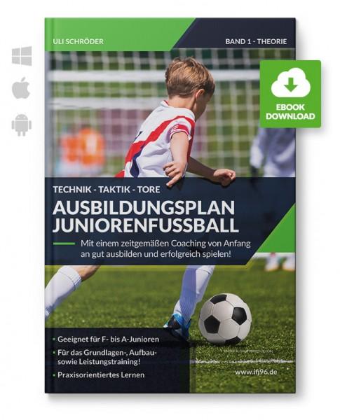 Ausbildungsplan Juniorenfußball - Teil 1 - Theorie (eBook)