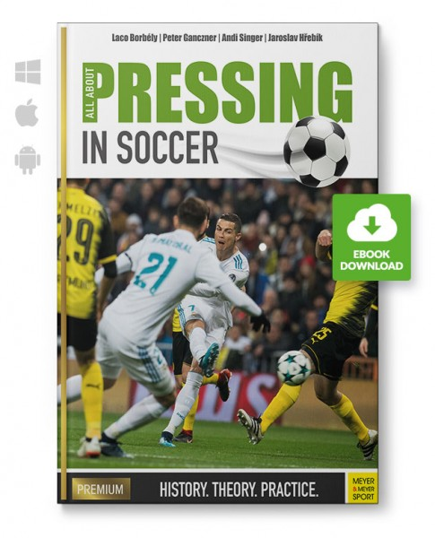 All about Pressing in Soccer (eBook)