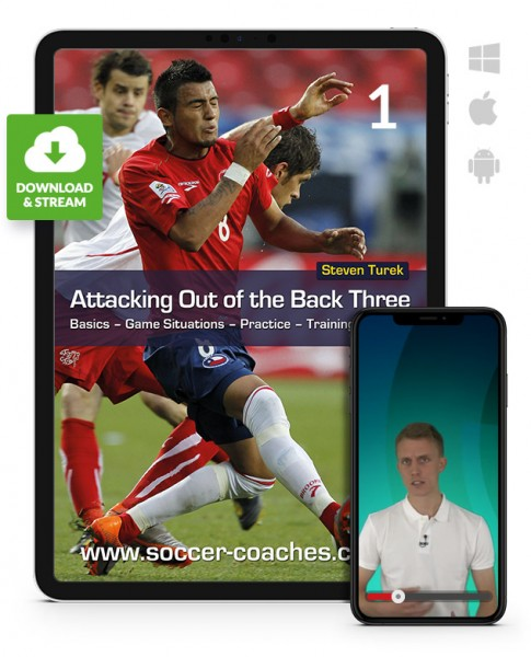 Attacking Out of the Back Three - Seminar 1 (Download)