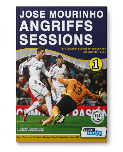 Jose Mourinho - Angriffs-Sessions (Buch)