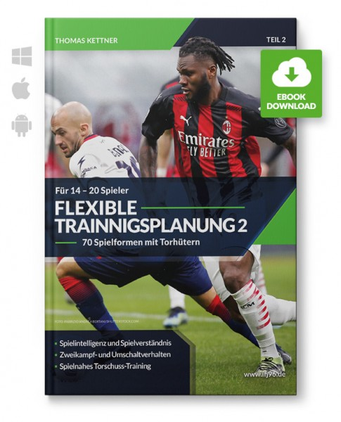 Flexible Trainingsplanung 2 - für 14 bis 20 Spieler (eBook)