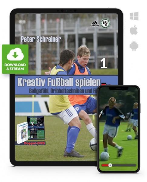 Kreativ Fußball spielen - Teil 1 (Download)
