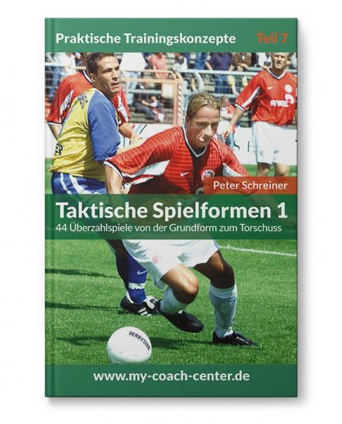 Taktische Spielformen 1 (Heft)