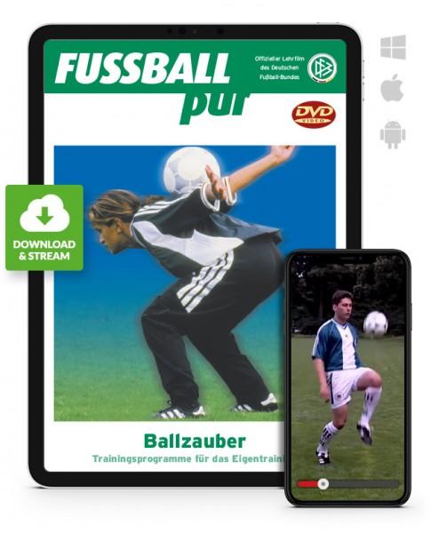 FUSSBALL pur - Ballzauber (Download)