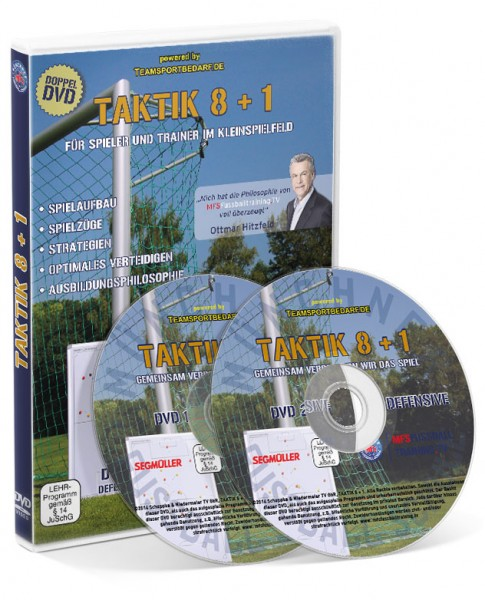 Taktik 8+1 (Doppel-DVD)