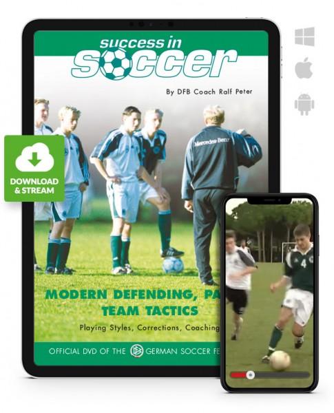 Modern Defending - Part 3 - Team Tactics (Download)