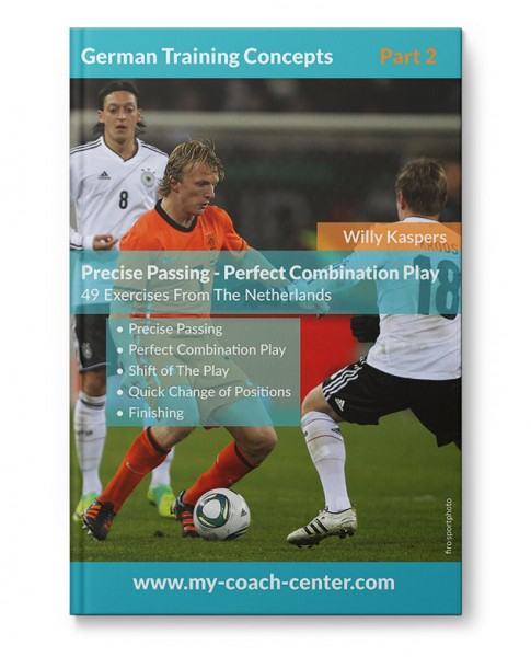 Precise Passing - Perfect Combination Play (Booklet)