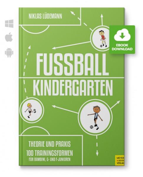 Fußballkindergarten - Theorie und Praxis (eBook)