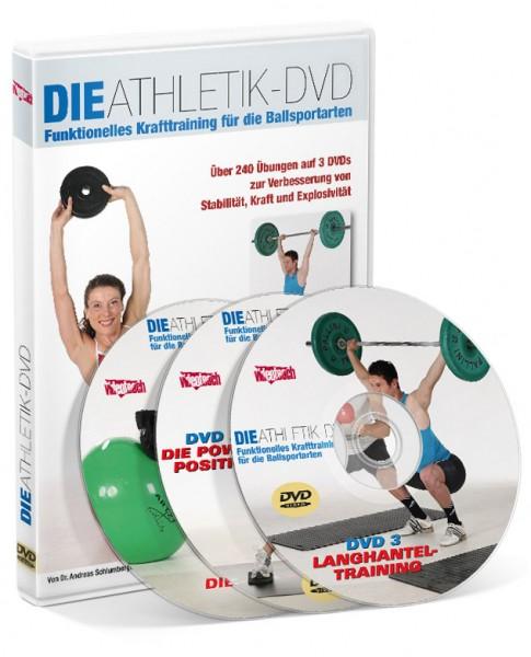 Die Athletik-DVD (DVD)
