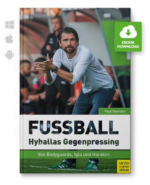 FUSSBALL - Hyballas Gegenpressing (eBook)