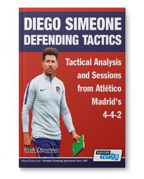 Diego Simeone Defending Tactics (Book)
