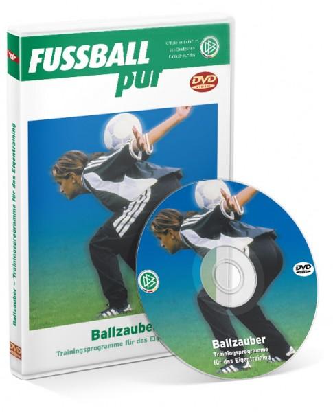 FUSSBALL pur - Ballzauber (DVD)