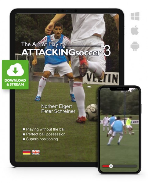 The Art of Playing Attacking Soccer 3 (Download)