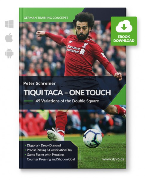 Tiqui Taca - One Touch - 45 Variations of the Double Square