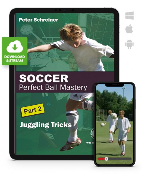SOCCER Perfect Ball Control - Part 2 (Download)
