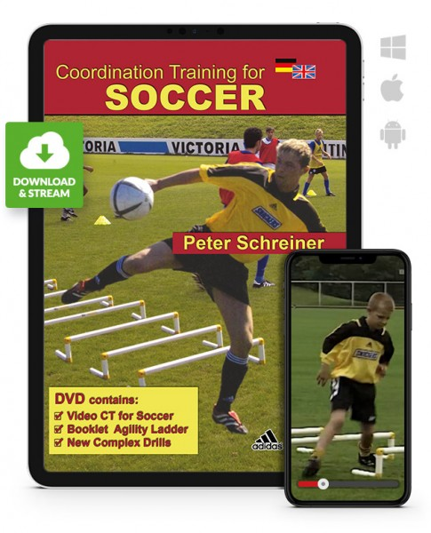 Coordination Training for Soccer (Download)