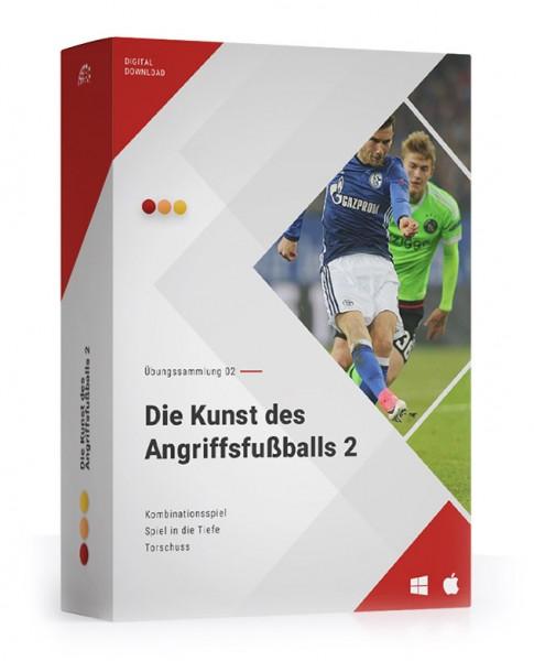 ÜS 02: Die Kunst des Angriffsfußballs 2