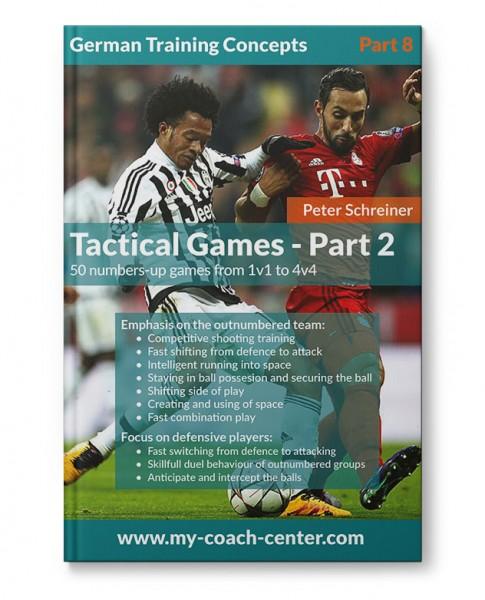 Tactical Games - Part 2 (Booklet)