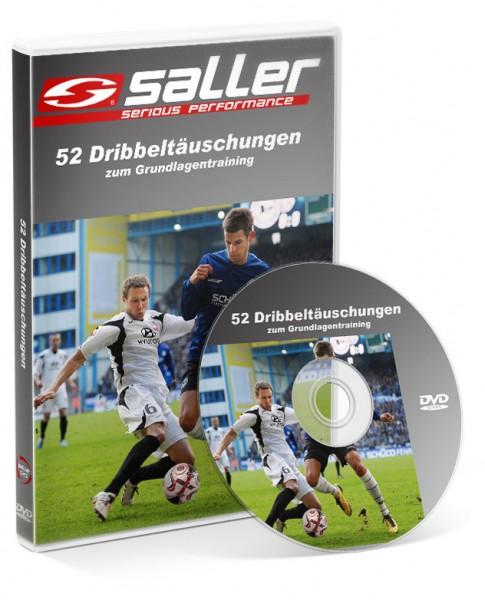 52 Dribbeltäuschungen - zum Grundlagentraining (DVD)