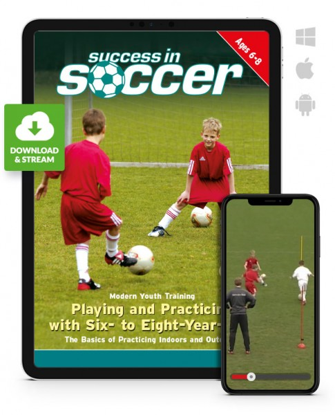 Modern Youth Training - Part 2 - Ages 6-8 (Download)