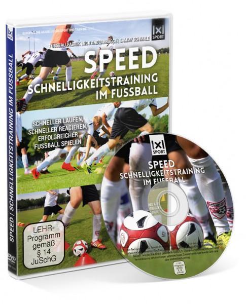 Speed - Schnelligkeitstraining im Fußball (DVD)