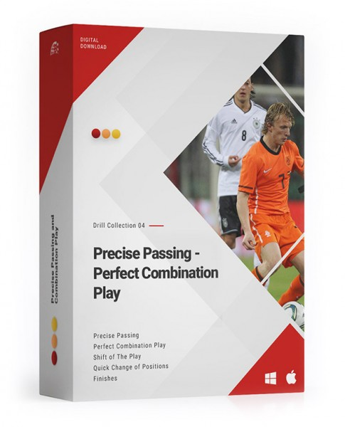 DC 04: Precise Passing - Perfect Combination Play