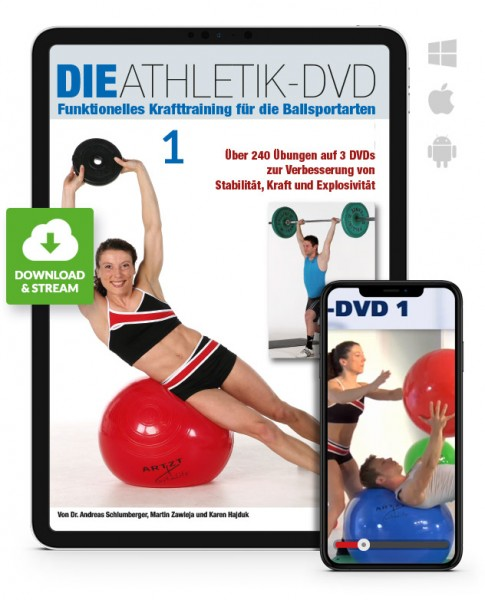 Die Athletik-DVD 1 (Download)