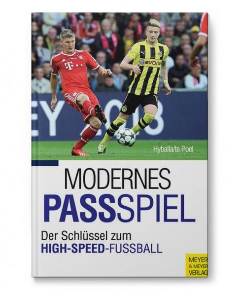 Modernes Passspiel – Der Schlüssel zum HIGH-SPEED-FUSSBALL (Buch)
