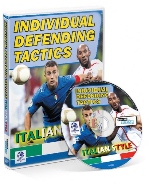 Individual Defending Tactics (DVD)