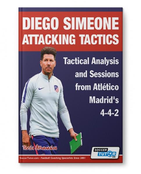 Diego Simeone Attacking Tactics (Book)