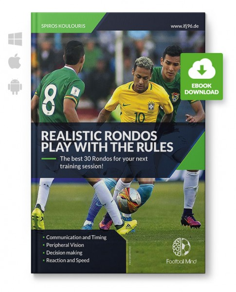 Realistic Rondos (eBook) - The best 30 Rondos for your next training session!