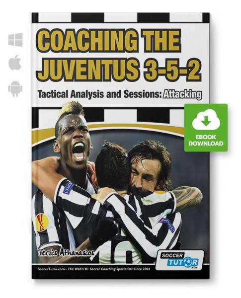 Coaching the Juventus 3-5-2 - Attacking (eBook)