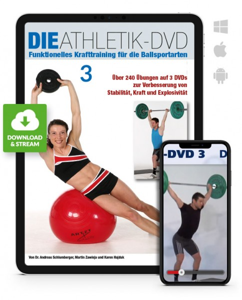 Die Athletik-DVD 3 (Download)