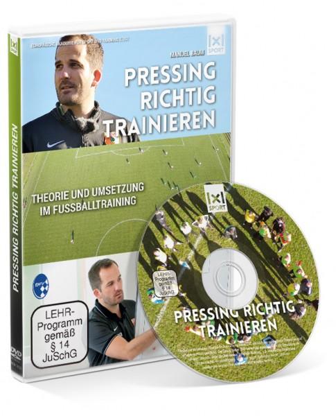 Pressing richtig trainieren (DVD)