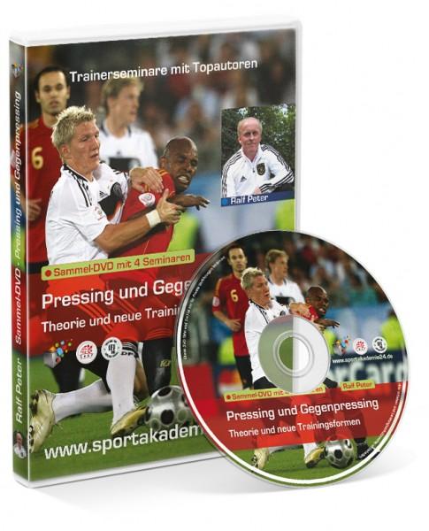 Pressing und Gegenpressing - Seminar 1-4 (DVD)