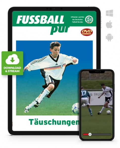 FUSSBALL pur - Täuschung (Download)