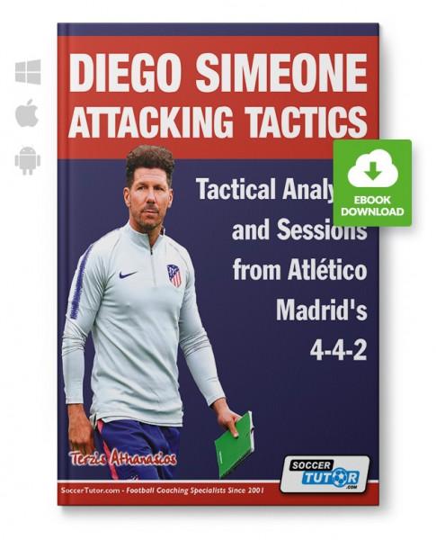 Diego Simeone Attacking Tactics (eBook)