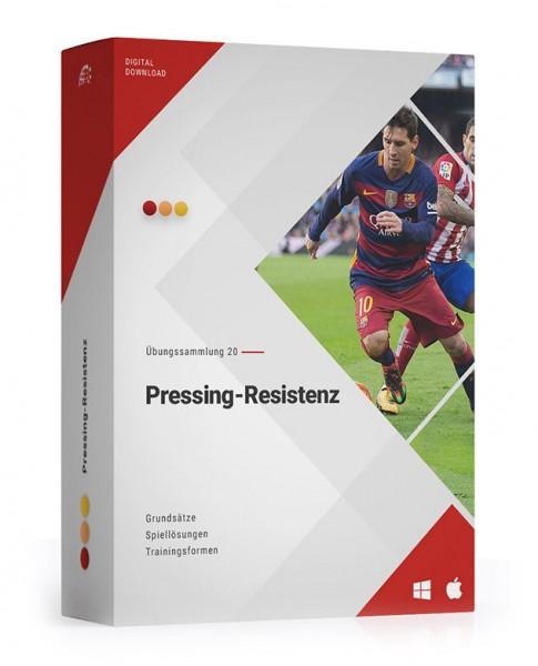 ÜS 20: Pressing-Resistenz