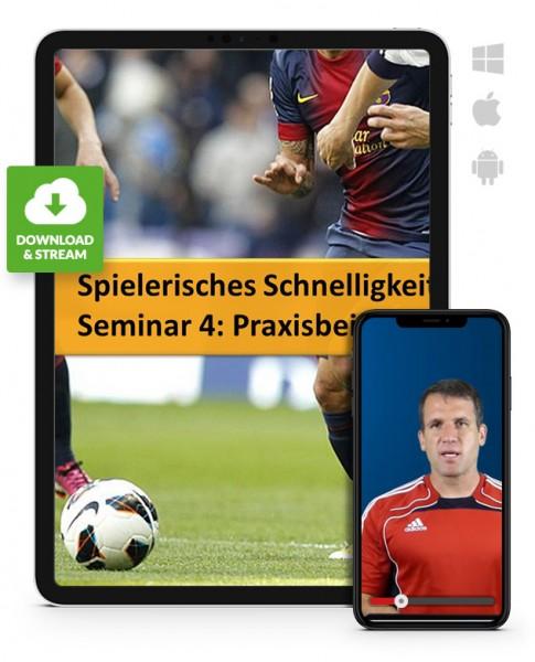 Spielerisches Schnelligkeitstraining - Seminar 4 (Download)