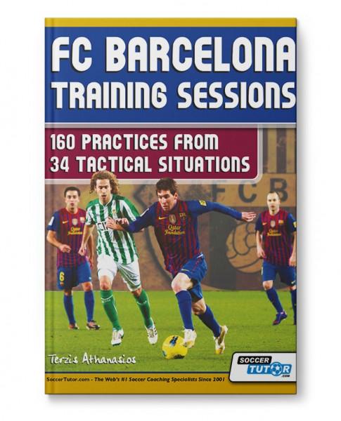 FC Barcelona Training Sessions (Book)
