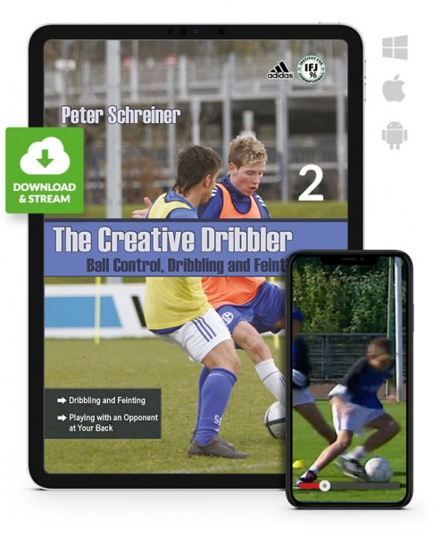 The Creative Dribbler - Part 2 (Download)