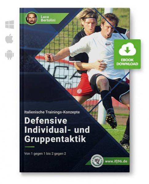 Defensive Individual- und Gruppentaktik (eBook)