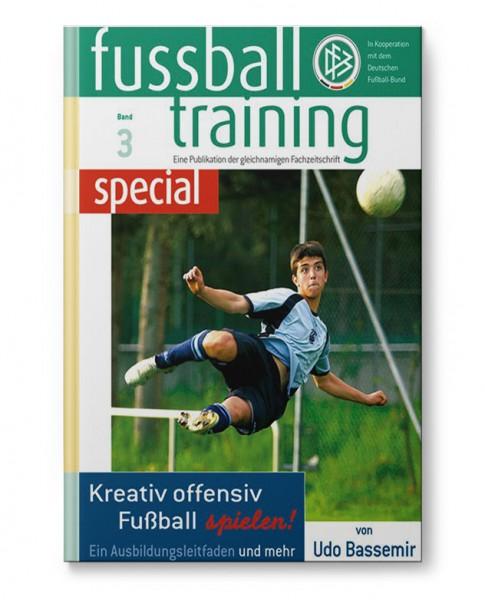 ft special 3 - Kreativ offensiv Fußball spielen (Buch)