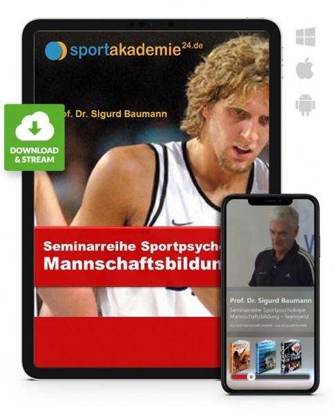 Sportpsychologie 2 - Mannschaftsbildung - Teamgeist (Download)