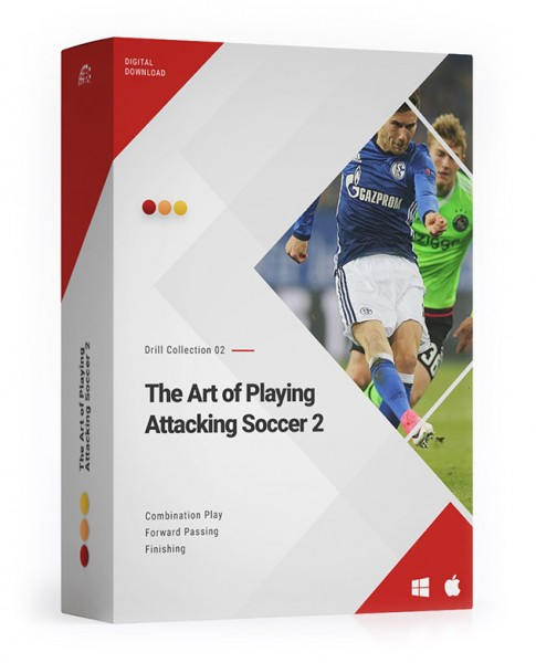 DC 02: The Art of Playing Attacking Soccer 2