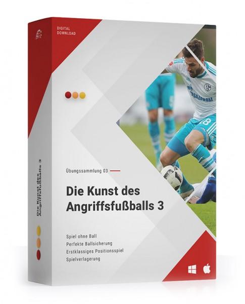 ÜS 03: Die Kunst des Angriffsfußballs 3
