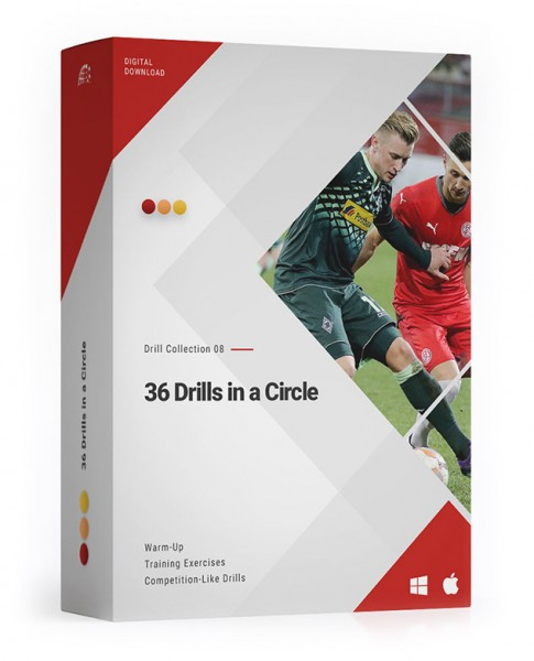 DC 08: 36 Drills in a Circle