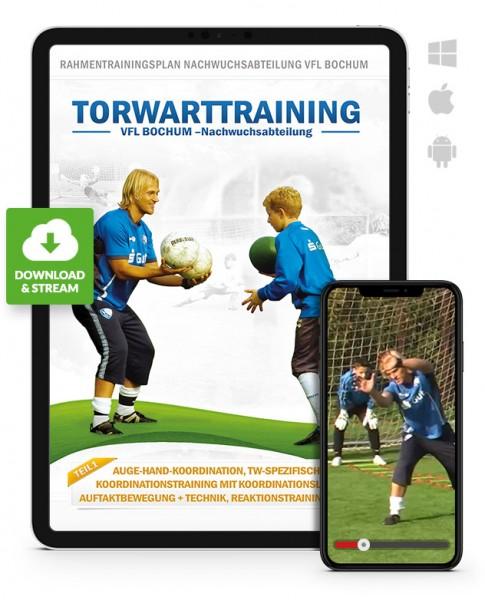 Torwart-Training VFL Bochum - Teil 1 (Download)